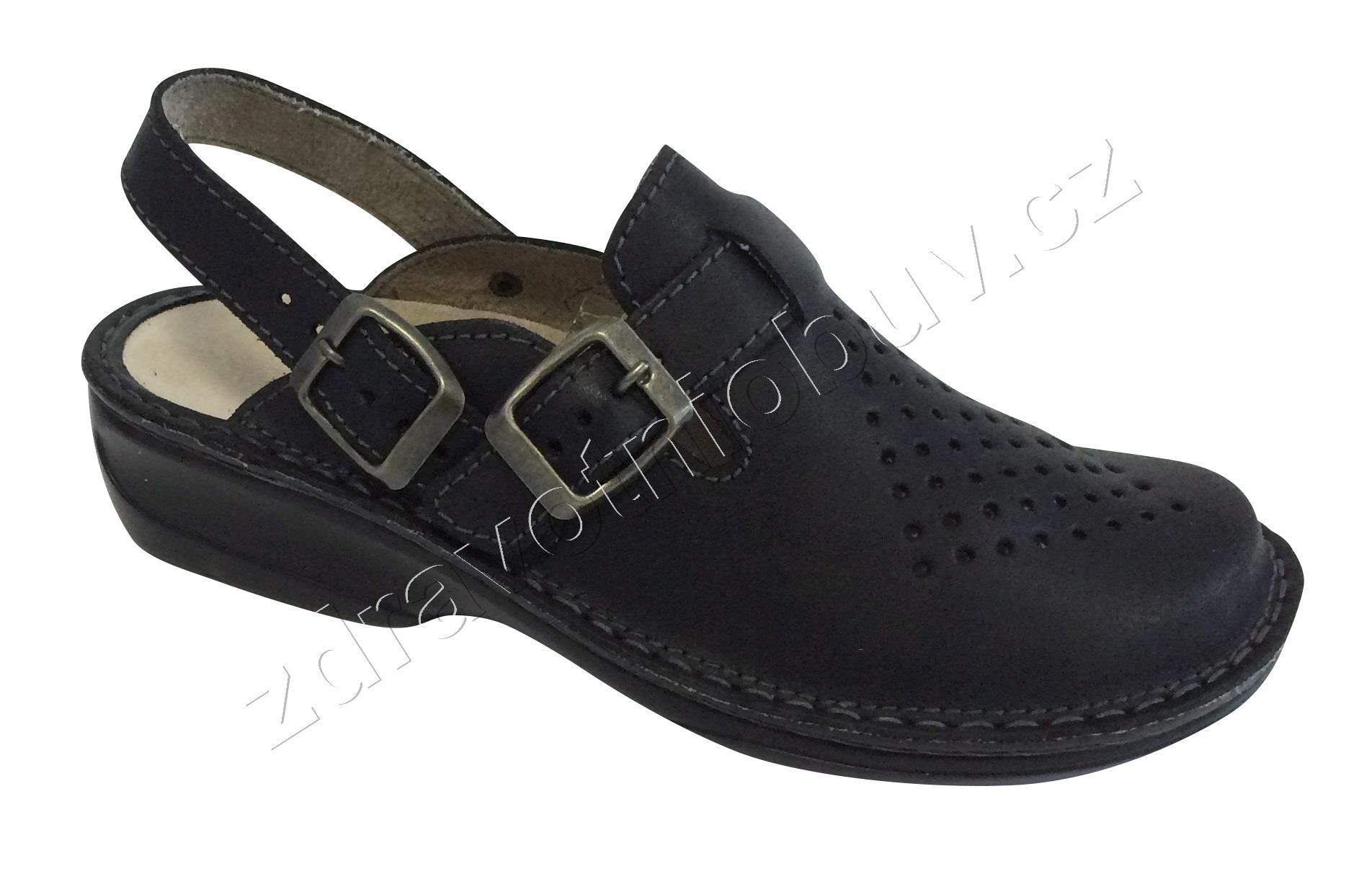 MJ 3746 012-P86 sandály černé 8013 PU ce7e359475